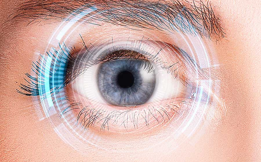 2. Do a quick EyeQ Assessment